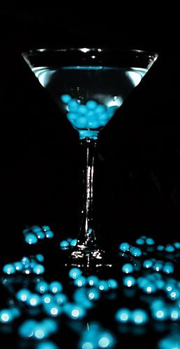 Caviar Martini