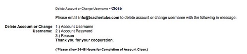 The Lamest Unsubscribe Method Evuh