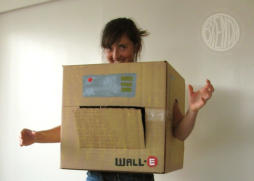 my wall-e costume
