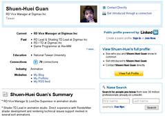 Shuen-Huei \(Drake\) Guan's LinkedIn