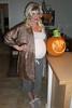 Halloween 2008 (McClaran) Tags: halloween tattoo pumpkin costume pregnant belly redneck 2008 uterus womb whitetrash inutero
