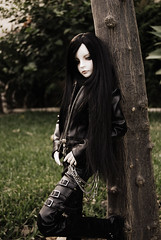 Ashlar 18 - DOT Lahoo (-Poison Girl-) Tags: tree nature gothic dot sd bjd dollfie superdollfie dod rowan shall dreamofdoll balljointeddoll ashlar lahoo dotshall dotlahoo dodshall dodlahoo