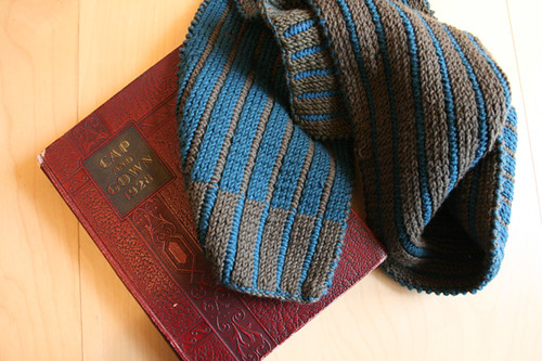 Scarf+Yearbook