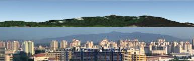 Gunung Pulai from Clementi