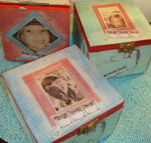 girlie treasure boxes