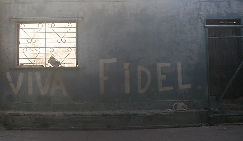 Viva Fidel by you.