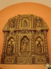 Retablo de El Beaterio (Colima) (arosadocel) Tags: arte altar colima barroco retablo beaterio artesacro