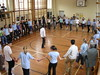 """Al Asria group teaching dabke to local school kids • <a style=""""font-size:0.8em;"""" href=""""http://www.flickr.com/photos/73632013@N00/3037308287/"""" target=""""_blank"""">View on Flickr</a>"""