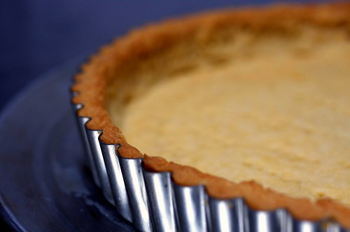 the great unshrinkable tart shell