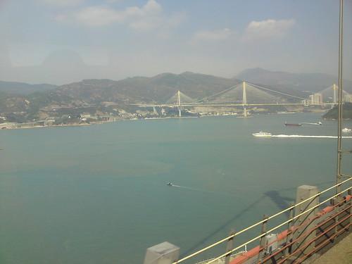 香港汀九橋