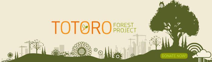 SaveTotoroForest