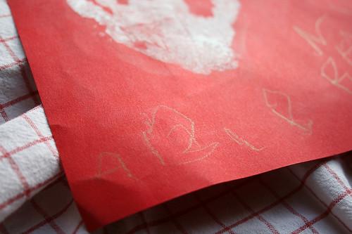 Gabriels signierter Handabdruck02