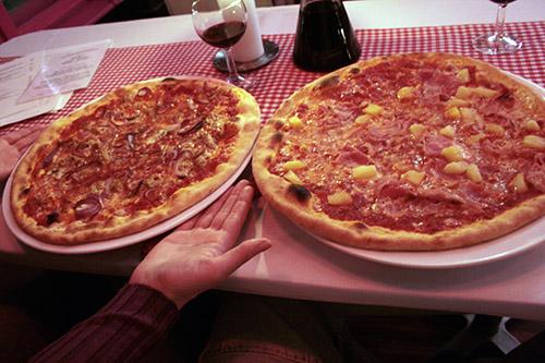 Pizzastrich