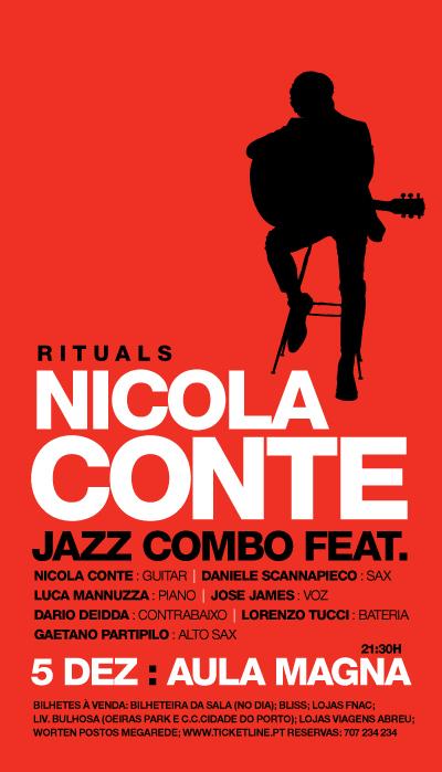 Flyer - Nicola Conte