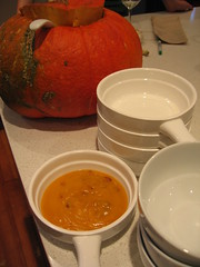 Squash Soup: Gourd it up