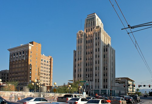 Luhrs Building and Luhrs Tower