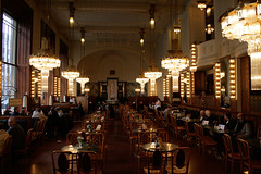 Café Kavarna - Stadthaus Prag