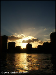 nile river ( no edit ) (Hatoon Saad) Tags: sunset sea reflection buildings river sony nile  eygpt t300     mywinners abigfave theunforgettablepictures goldstaraward damniwishidtakenthat
