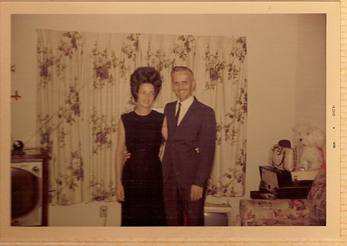 Roy and Betty Huyler Albea - Decatur, GA- 1968