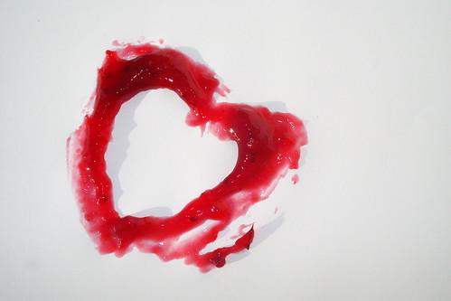 Sticky heart