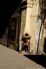 Tough (inferno artist) Tags: street urban man candid egypt cairo uncropped  nikond80