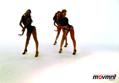 "Beyonce and her Alvin Ailey dancers shooting ""Single Ladies (Put a Ring On It)"" - On the set of Single Lady (Movmnt Magazine Feature) (movmnt) Tags: beyonce alvinailey movmnt movmntmagazine singleladies ebonywilliams singleladiesputaringonit ashleyeverett"