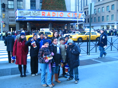 Radio City Trip