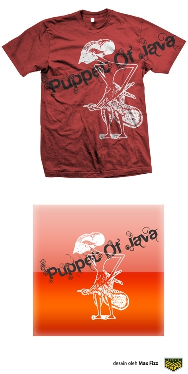 Puppet Of Java Vol2 Red
