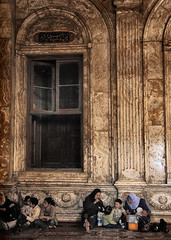 sdj0525 (jtherieau) Tags: children women citadel muslim islam egypt mosque cairo jtherieau