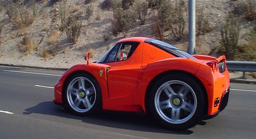 Mini Ferrari Enzo