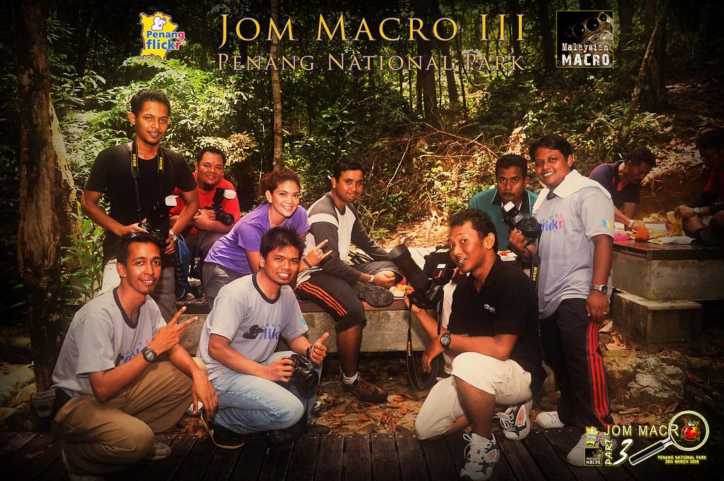 Jom Macro III with Eksplorasi Team