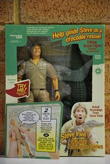 Haul from down under: 1/6th Steve Irwin