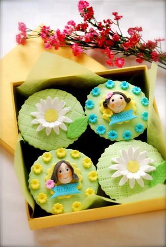 Cupcake untuk Nadine