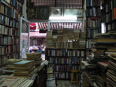 Bookstore in Kadikoy