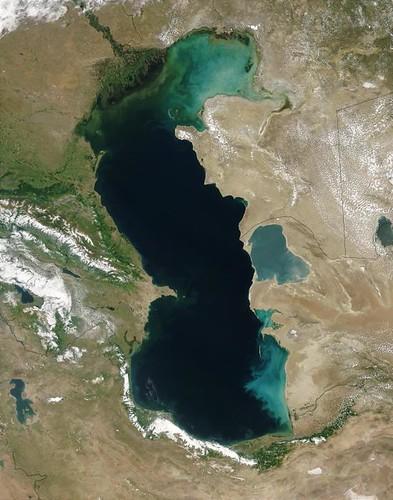 Каспийское море, автор: eutrophication&hypoxia, источник: flickr.com