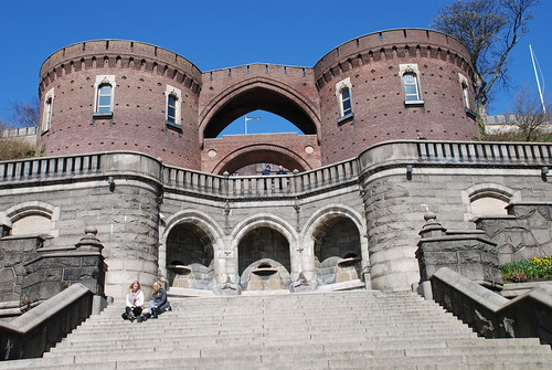 Trappor i Helsingborg