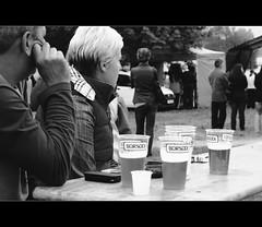 Borús majális / Gloomy 1th May (FireCobold - Szilu) Tags: bw beer mono gloomy cloudy outdoor borsodi majális sör hardlight nagykanizsa 1thmay felhős csótó borús csónakázótó május1 kültér keményfény