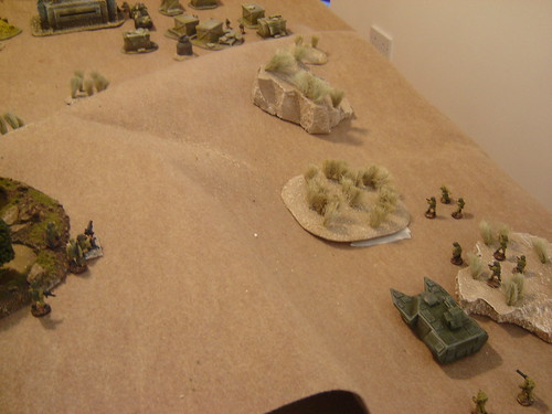 HCPS Right Flank