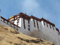 Lhasa Palacio Potala Tibet 12 (Rafael Gomez - http://micamara.es) Tags: china de la arquitectura day palace dia tibet unesco viajes lhasa potala templo palacio humanidad patrimonio tibetana ph150