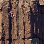 Isle of Skye climbers.