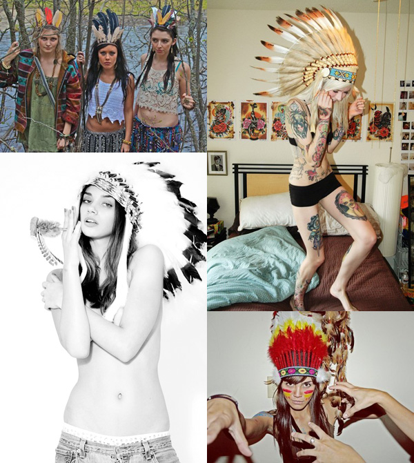 Go ahead and continue sexualizing American Indian and First Nations Women photo 9