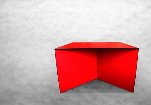 Fold - table (trespa)
