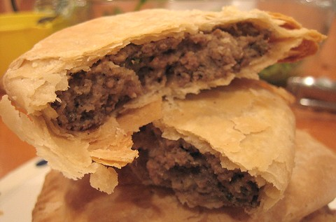 Patties Of Jamaica. Having average Jamaican patty