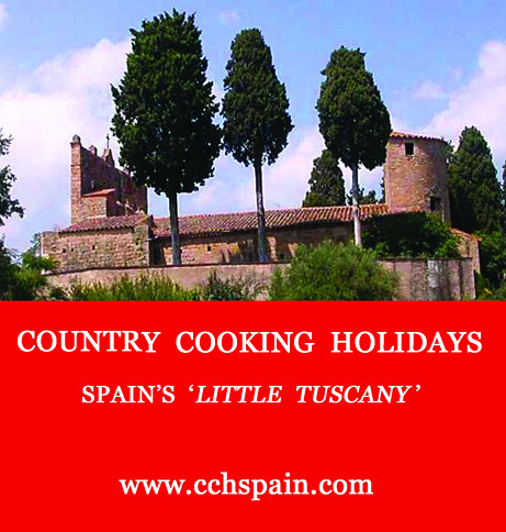 Cooking Holidays Spain