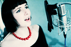 Jenna Love (bobunderexposed) Tags: music jenna london studio promo indie loves moo1