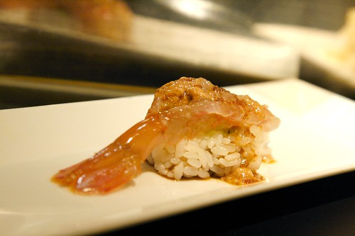 Amaebi - Ikko Japanese Restaurant