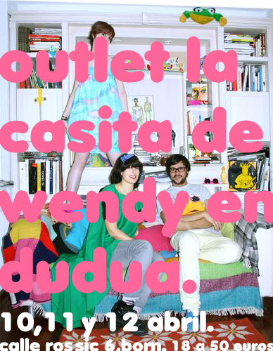 Outlet de La Casita de Wendy en Duduá