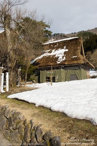 日本白川鄉合掌村