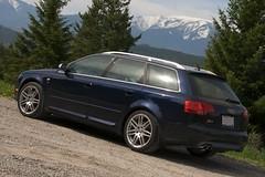 Audi S4 on Road Trip (Dave 10Broek) Tags: canon20d audi avant s4 170850mm