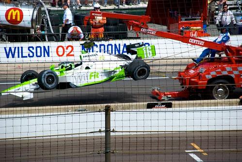 Indy 500 Car